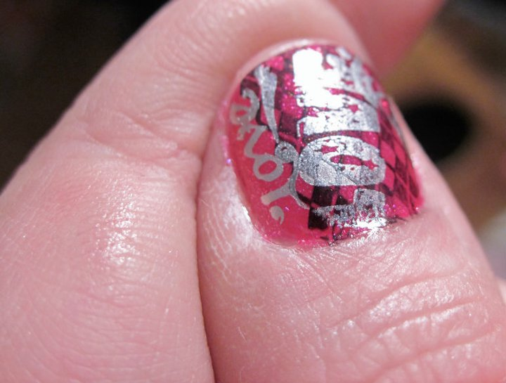 Nailed It! Konad & Bundle Monster Stamping Nail Art | The Snarky ...